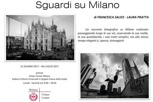 SGUARDI SU MILANO - mostra fotografica