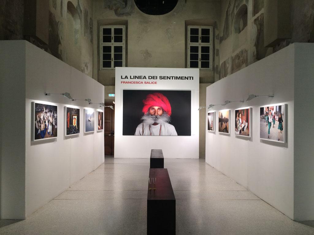 LA LINEA DEI SENTIMENTI - mostra fotografica