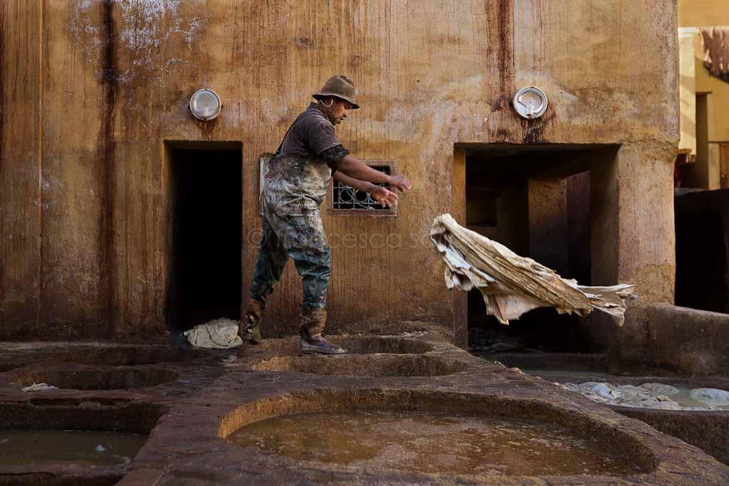 Chouara Tanneries